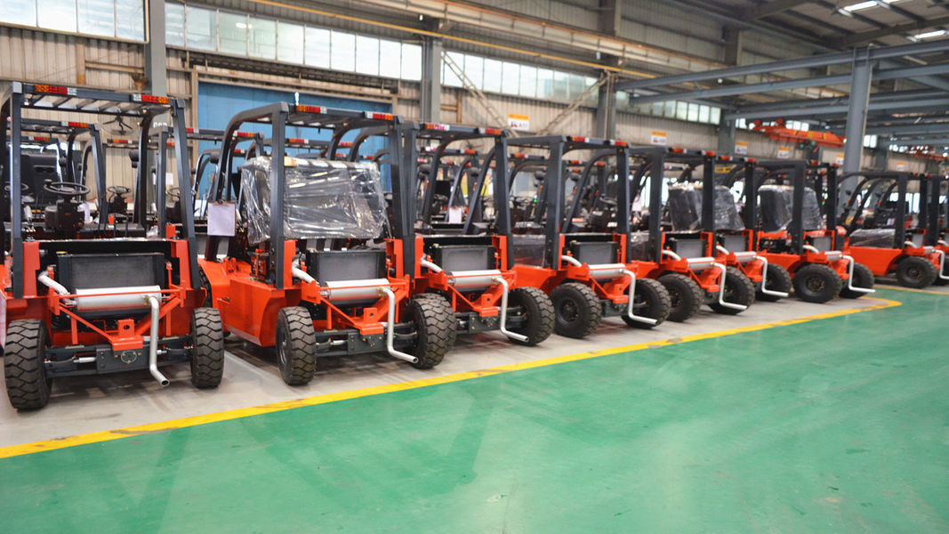 China best Electric Forklift Truck on sales