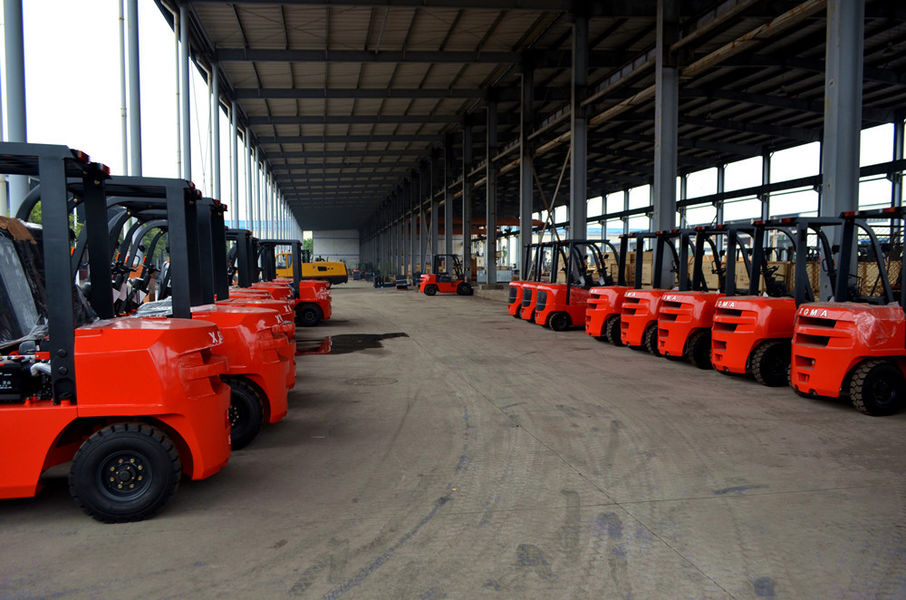 China best Battery Powered Forklift on sales