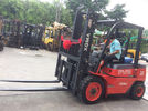 China 3 Ton Diesel Powered Internal Combustion Forklift 4.5M Max Lifting Height company