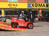China High Performance 3 Ton Large Capacity Forklifts Imported Powerful Engine factory