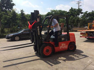 China Stable Forklift Diesel 3 Ton Capacity With With Japanese Diesel Engine Nissan Engine factory