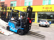 China Electric Counterbalance Battery Powered Forklift With 4.5 M Lifting High factory