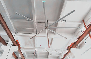 Customized Industrial Warehouse Ceiling Fans With Low Power Consumption