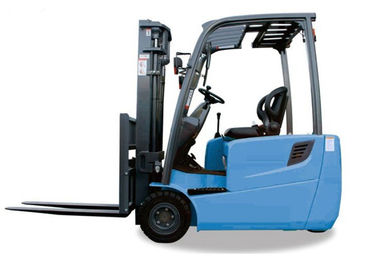Efficient Driving Electric Warehouse Forklift 48V 4901Ah Compact Structure With 3 Wheel